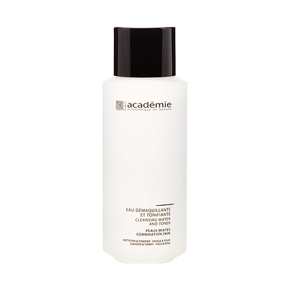 Academie Cleansing Water And Toner - 250 ML