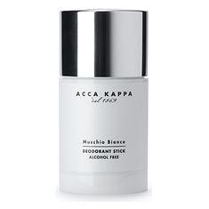 Acca Kappa White Moss Deodorant Stick - 75 ML