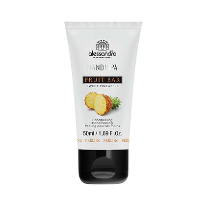 alessandro Fruit Bar Hand Peeling Sweet Pineapple - 50 ML