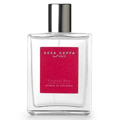Acca Kappa VIRGINIA ROSE EAU DE COLOGNE 100ML - 100 ML