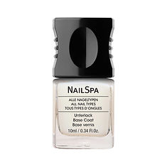 alessandro Nail Spa Lotus Nourishing Base Coat - 10 ML
