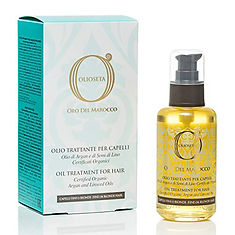 ODM Oil Treatment for fine or blonde hair 100 ml