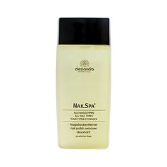 alessandro Nail Spa Lotus Nail Polish Remover - 120 ML