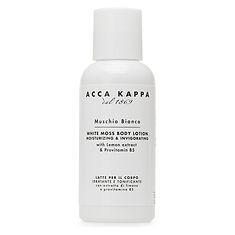 Acca Kappa White Moss Body Lotion Moisturizing & Invigorating - 100 ML