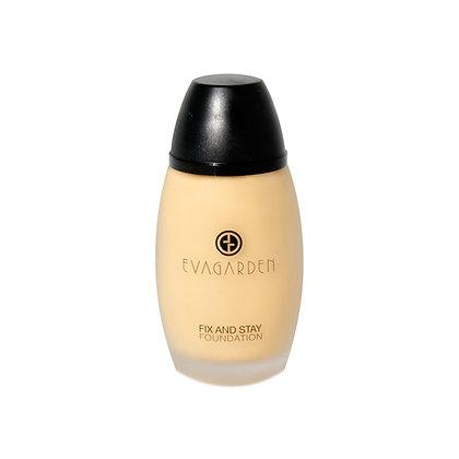 Evagarden Makeup Fix & Stay Foundation
