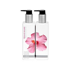 Kinetics Hand & Body Lotion  Hibiscus & Rose Water - 250 ML