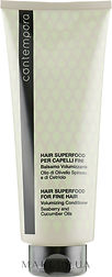 CONTEMPORA Hair Superfood Volumizing Conditioner 400ml