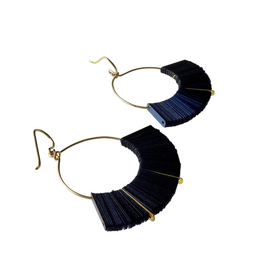 midnight blue hoops