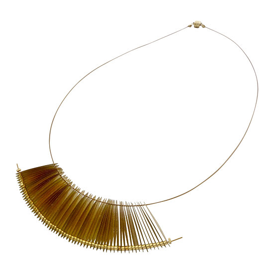 midas arch necklace