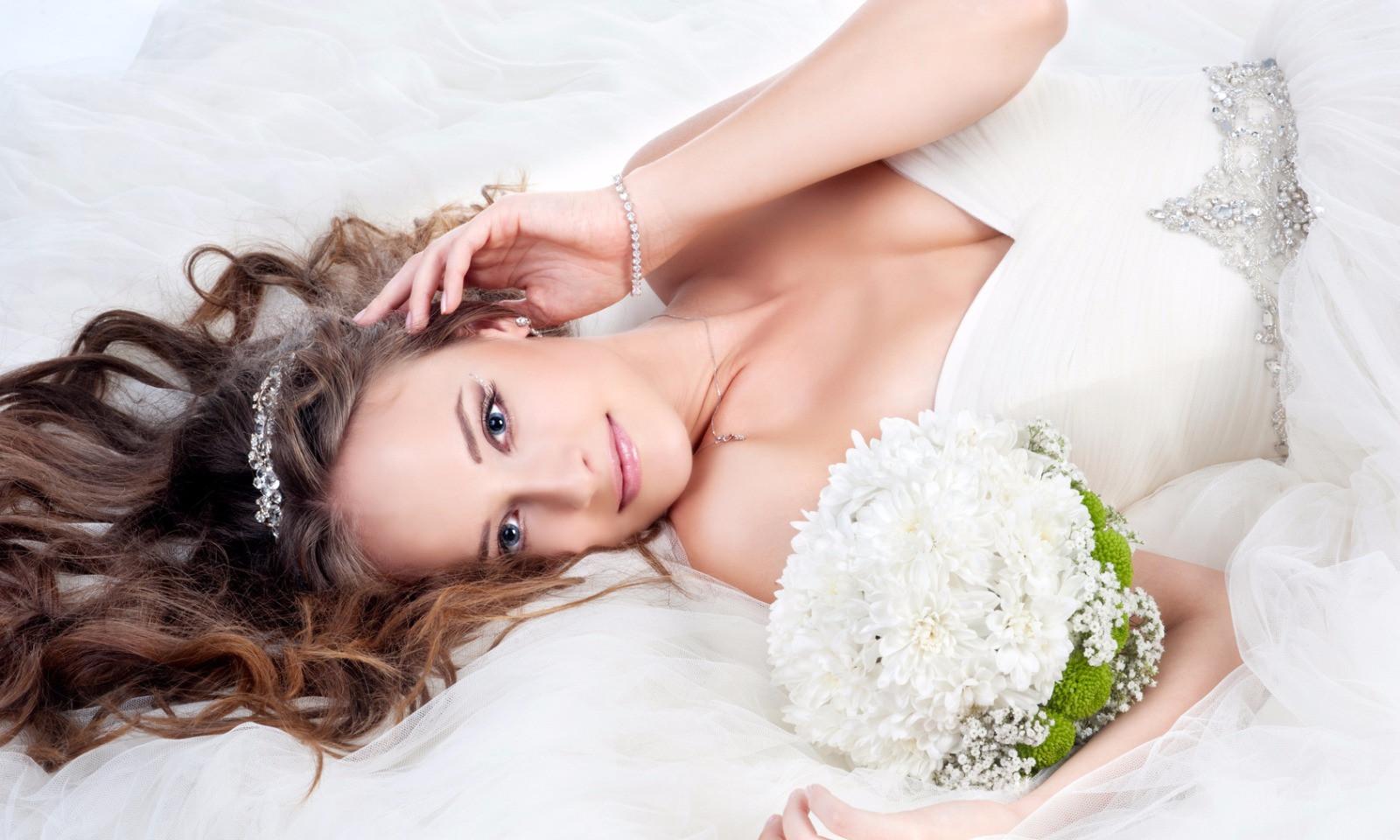 Weddingbeauty schön verheiratet
