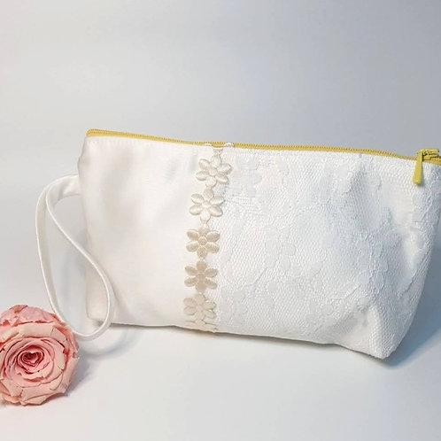 Brauttäschchen Gänseblümchen