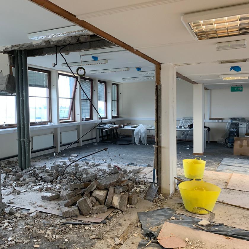Refurbishment 2019 (Before)