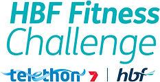 HBF14785 HBF 24hr Fitness Challenge Logo