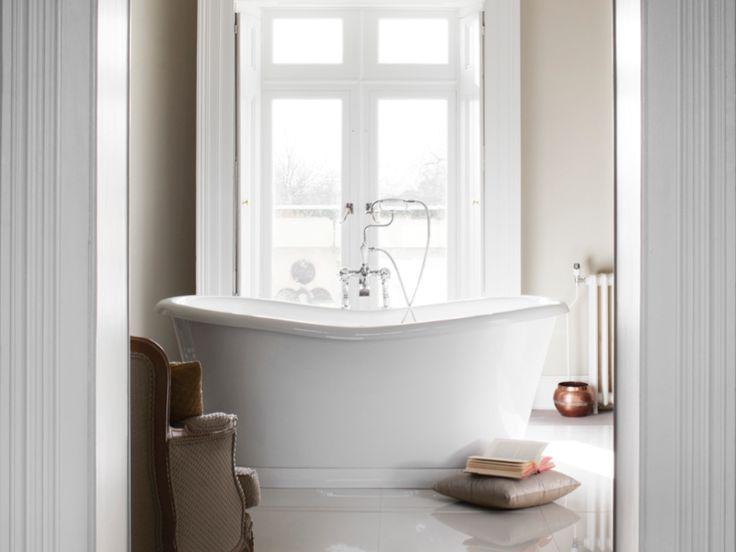 Burlington freestanding bath