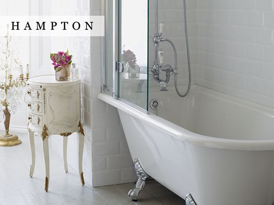 hampton freestanding bath