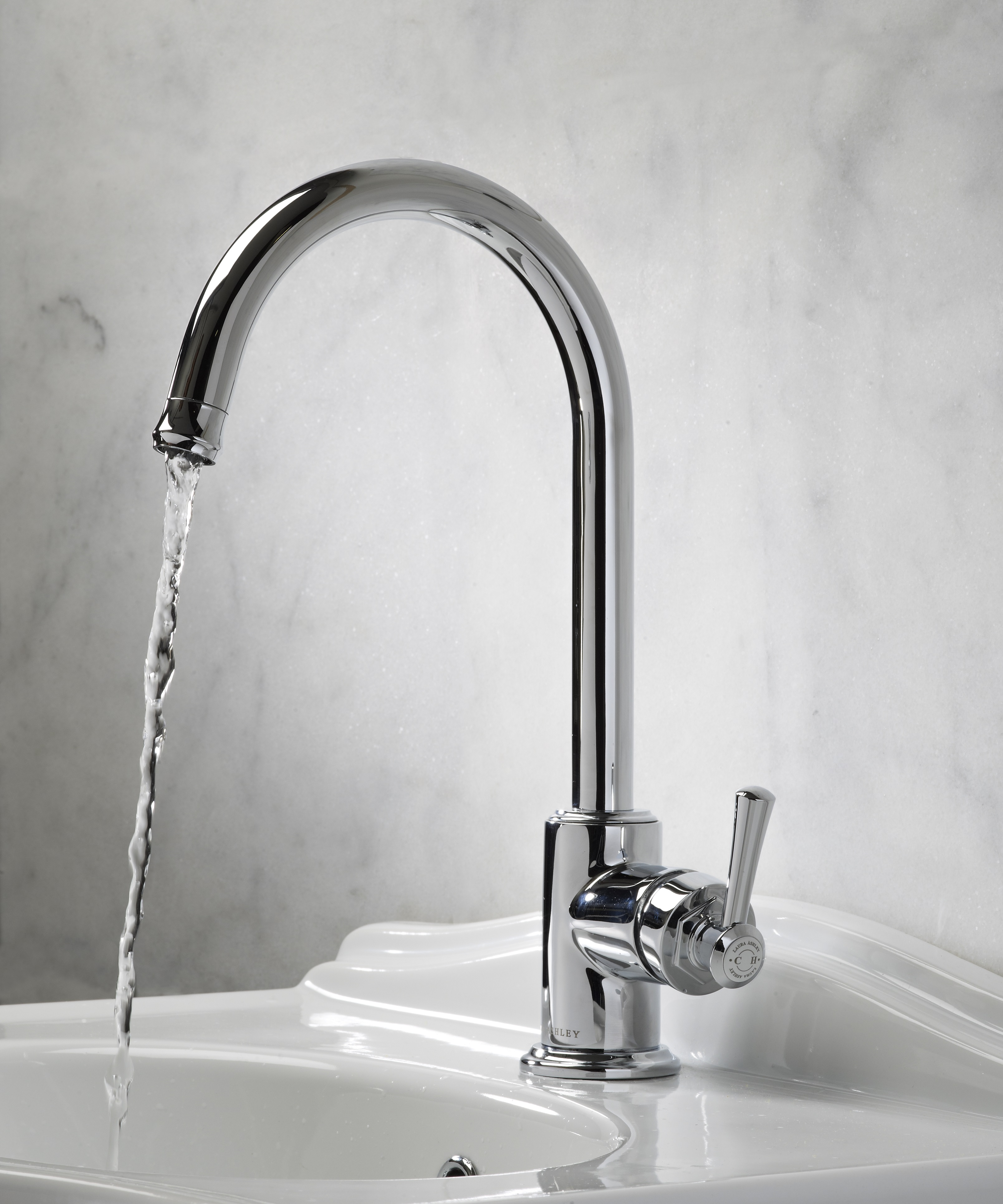 York side action basin mixer