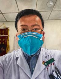 Portrait of Dr. Li Wenliang.jpg
