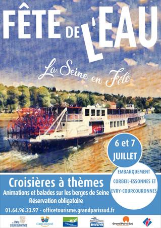 Fête de l'eau - La Seine en fête