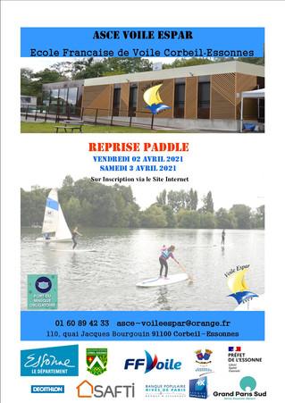 Reprise Paddle