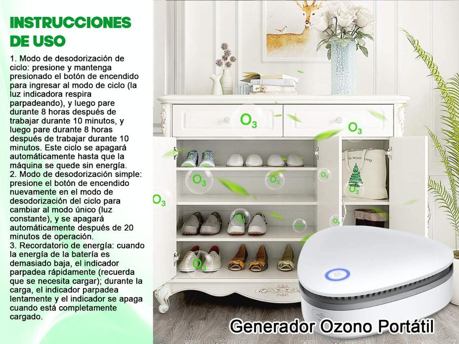 ozono portable