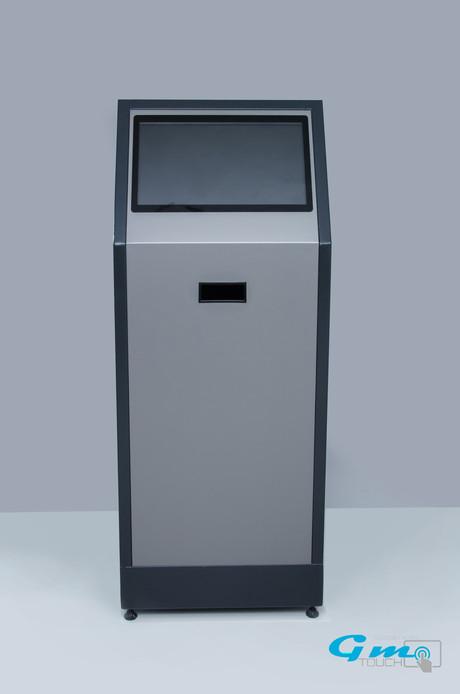 Kiosco modelo metalico
