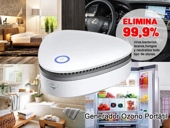 ozono portatil
