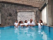 Baptisms in Peru