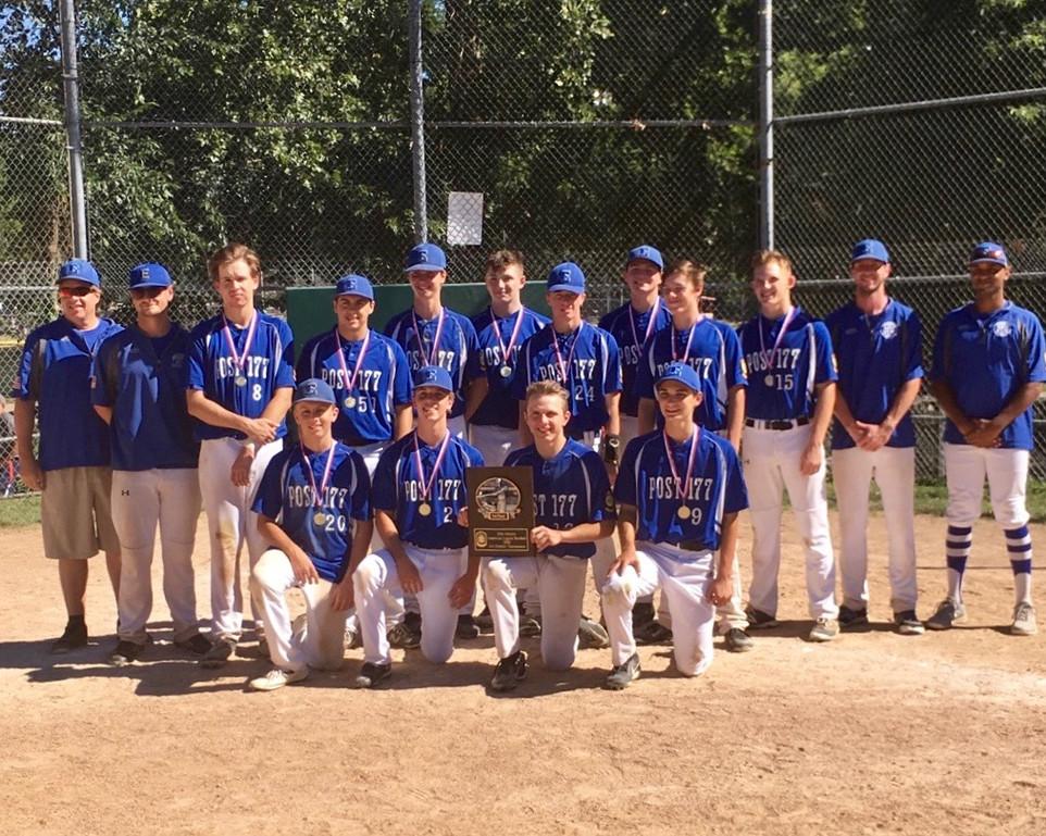 Missouri District 10 AA Champions