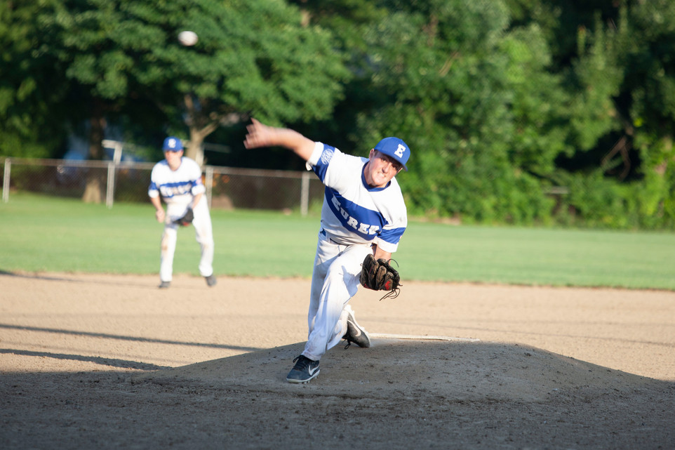 Eureka Post 177 Varsity Grabs Lead In Fifth Inning To Defeat Kirkwood 3-2