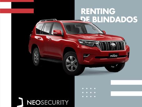 Renting de Vehículos Blindados