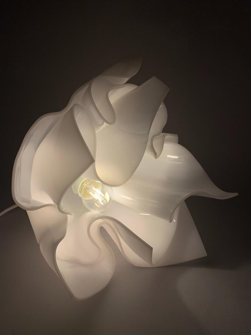Opaque White on White
