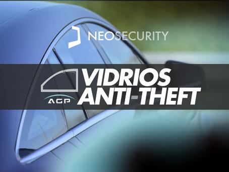 Vidrios Anti-Theft