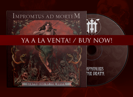 Symphonies of the Death / Ya a la venta!