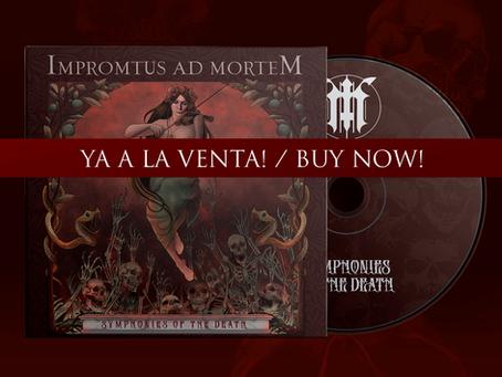 Symphonies of the Death / Ya a la venta!