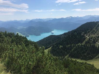 Alpes Trips   Tour Herzogstand