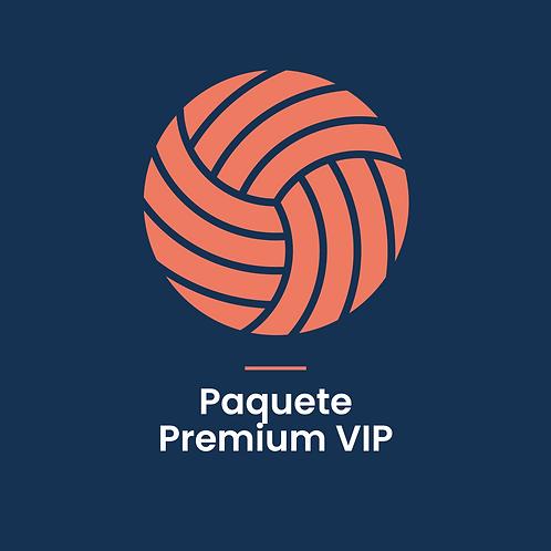 Paquete Premium VIP