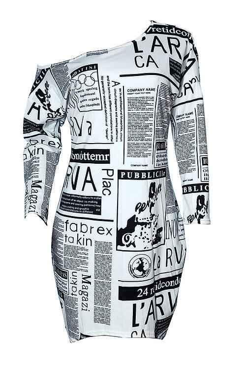 Breaking News Dress