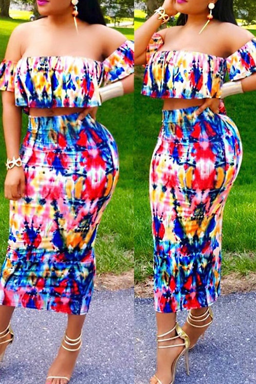 Fruitville two-piece