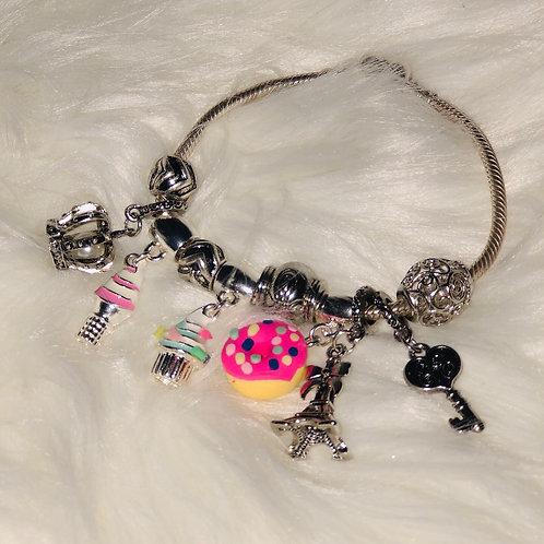 Foodie Bracelet 🍩🍦🍦🍭🍬