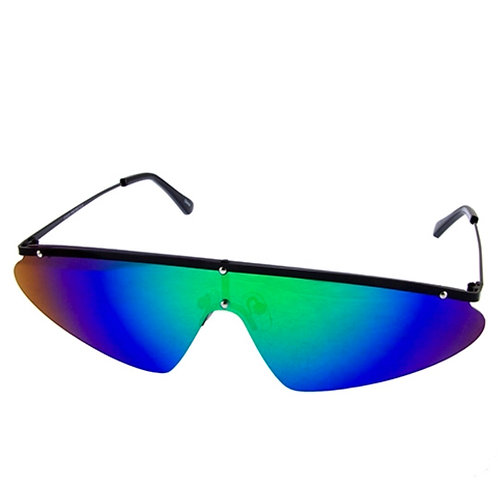 Rimless Fashion Sunglasses