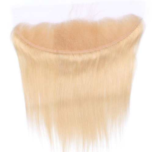 13″x4″ 613 Silky Straight LACE FRONTAL