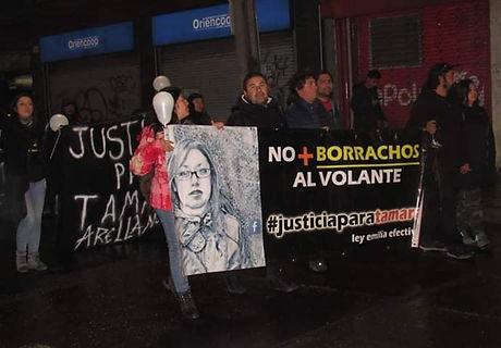 NoMasBorrachosAlVolante - Justicia Para