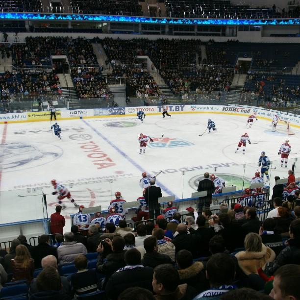 Mecz Mińsk-Moskwa