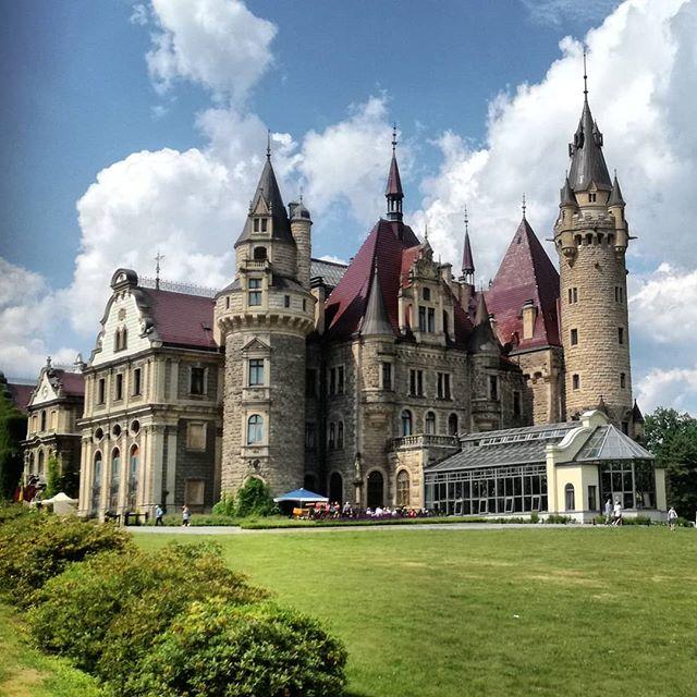 Zamek Moszna