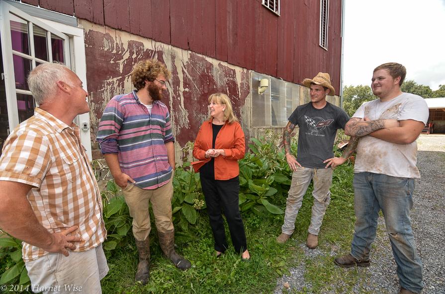 Whitmore Farm Conversation
