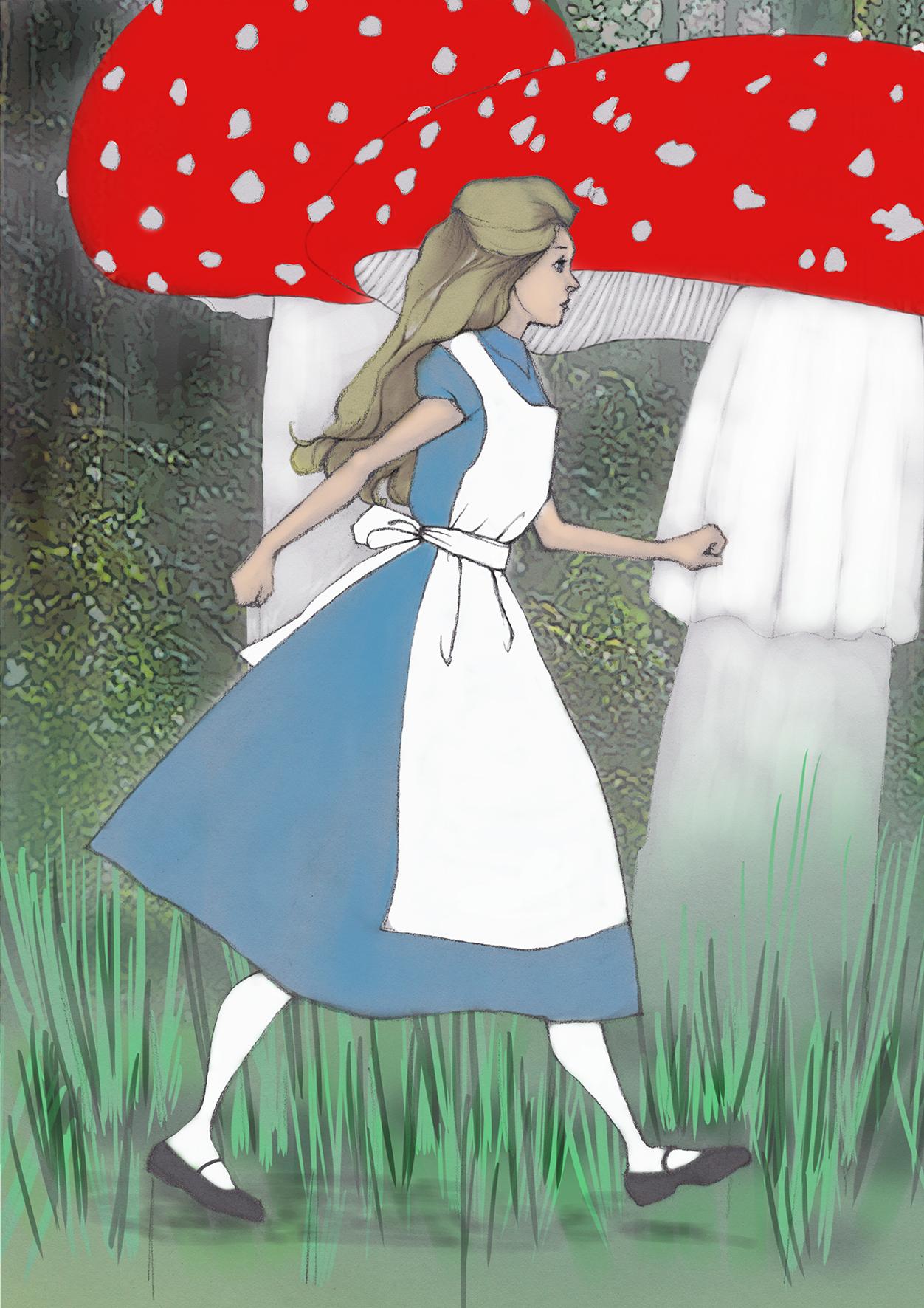 Walking Alice