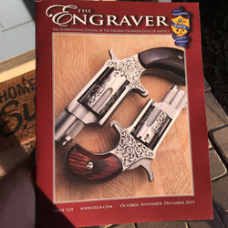 The Engraver cover