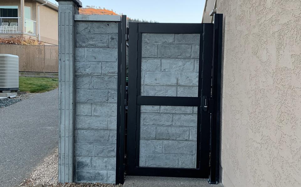Concrete Gate