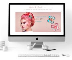 Hair 4 Good website Design