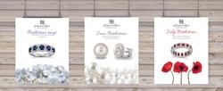 Jewelry Advertisement Designs